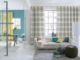 klassische Wohnzimmer von Muebles Flores Torreblanca