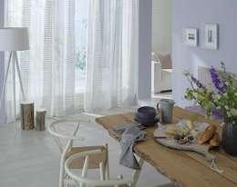 Comedores de estilo clásico por Muebles Flores Torreblanca