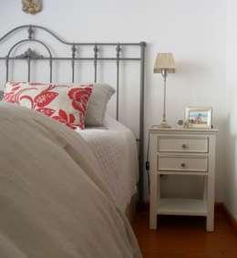 Dormitorio Principal: Dormitorios de estilo clásico por Estudio Canva´s.