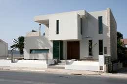 moderne Häuser von kuluridis