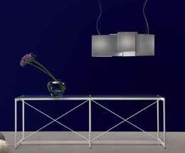 Projekty,  Salon zaprojektowane przez Cabanis Innenarchitektur