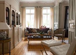 Wohnzimmer Altbau Klassische Von Atmosphere Judith Thiel