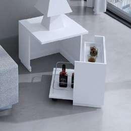 Salas de estilo moderno por Muebles Flores Torreblanca