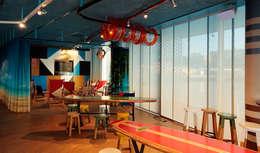 Bares y discotecas de estilo  por cortiplec cortinas técnicas