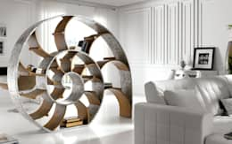 غرفة المعيشة تنفيذ Muebles Flores Torreblanca