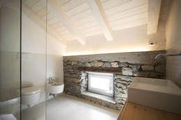 Nuovo progetto: Bagno in stile in stile Moderno di MIDE architetti