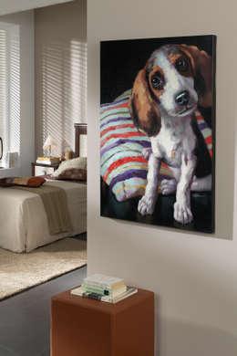 moderne Wohnzimmer von Muebles Flores Torreblanca