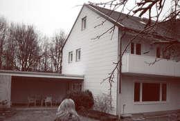 Umbau Doppelhaushälfte:   von WSM ARCHITEKTEN