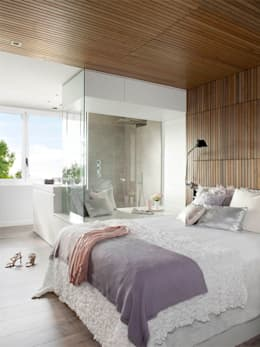 غرفة نوم تنفيذ Susanna Cots Interior Design