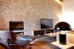 rustieke & brocante Woonkamer door Meritxell Ribé - The Room Studio