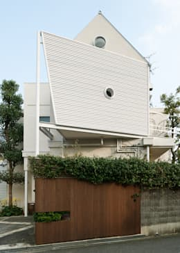 منازل تنفيذ Kikumi Kusumoto/Ks ARCHITECTS