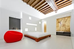 Chambre de style  par Comoglio Architetti