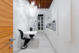 مطبخ تنفيذ Comoglio Architetti