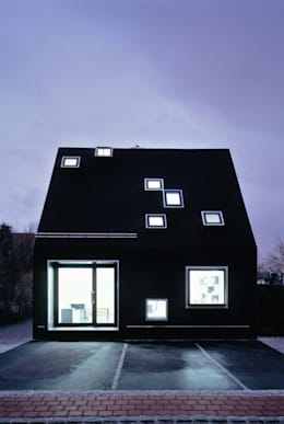 Huizen door Peter Haimerl . Architektur