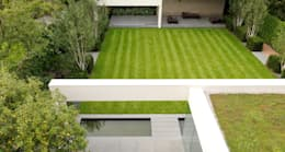 Jardines de estilo moderno por Gregory Phillips Architects