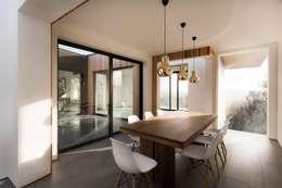 modern Dining room by AR Design Studio