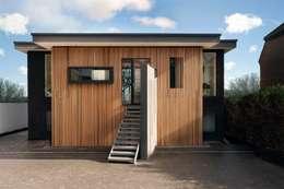 modern Houses by AR Design Studio