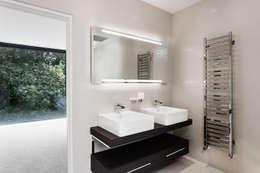 Projekty,  Łazienka zaprojektowane przez AR Design Studio