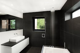 modern Bathroom by AR Design Studio