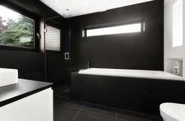 modern Bathroom by AR Design Studio