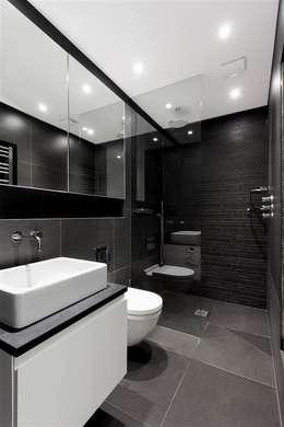 AR Design Studio의  화장실
