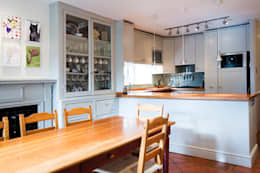 scandinavian Kitchen by Cathy Phillips & Co
