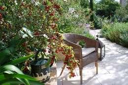 Jardines de estilo ecléctico por Giardini Giordani