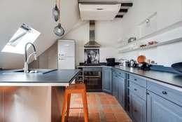 Projekty,  Kuchnia zaprojektowane przez Meero