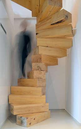 treppe pur. Black Bedroom Furniture Sets. Home Design Ideas