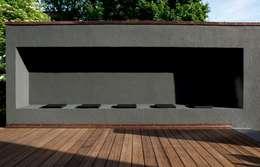 Terrace by Holzerarchitekten