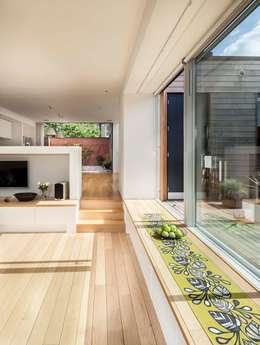 Designcubed: modern tarz Oturma Odası