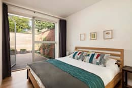 modern Bedroom by Designcubed