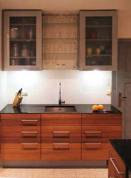 modern Kitchen by LIGNUM Möbelmanufaktur