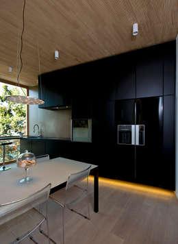 casa binocolo:  in stile  di fabio ferrini architetto