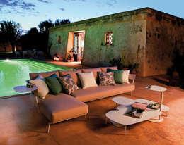 Jardin de style de style Moderne par Brandstores - das Markenmöbel Portal