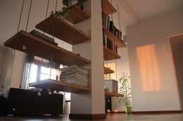 Paysagisme d'intérieur de style  par enrico massaro architetto