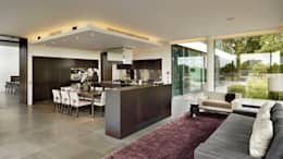 modern Dining room by Gregory Phillips Architects