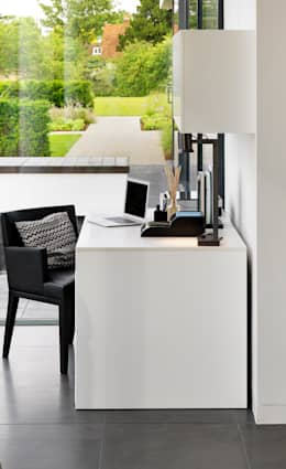 Рабочие кабинеты в . Автор – Gregory Phillips Architects