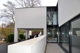 Gregory Phillips Architects의  주택