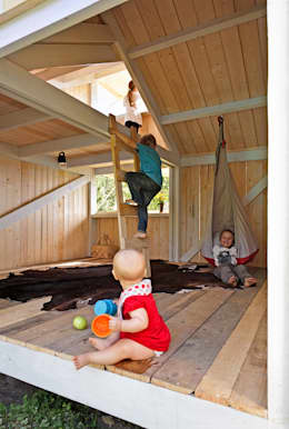 Детские комнаты в . Автор – Anna & Eugeni Bach