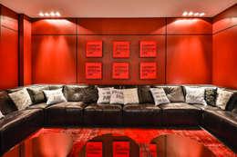 modern Living room by Bender Arquitetura