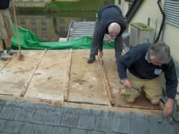 Projekty,   zaprojektowane przez BPM Roofers