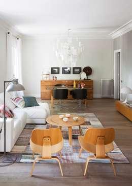 Meritxell Ribé - The Room Studio: kolonyal tarz tarz Oturma Odası
