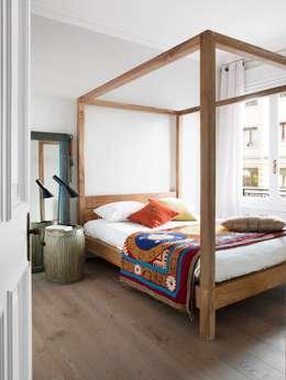 koloniale Slaapkamer door Meritxell Ribé - The Room Studio