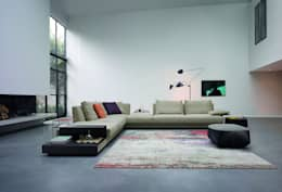 modern Living room by Walter Knoll