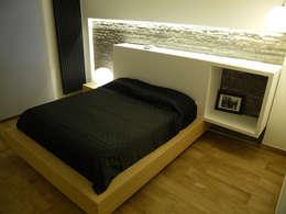 غرفة نوم تنفيذ d2w studio