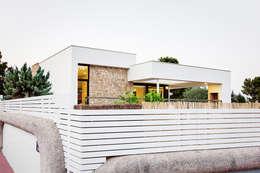 moderne Huizen door Chiralt Arquitectos