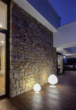 Terrazas de estilo  por Chiralt Arquitectos