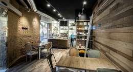 Nhà hàng by Binomio Estudio