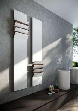 ausgefallener Flur, Diele & Treppenhaus von Varela  Design